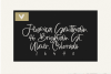 Beachy Vibes - Handwritten Script Font with Extras example image 3