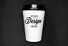 Holidays Styled Photography White coffee glass example image 1