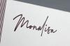 Montreuil - Elegant Signature Font example image 11