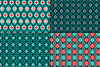 Small Seamless Holiday Patterns example image 4