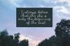 Sky - Handwritten Script Font example image 5