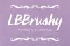 LBBrushy example image 1