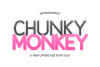 Chunky Monkey example image 1