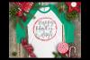 CHRISTMAS - Happy Holy Days example image 1
