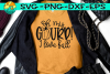Oh My Gourd - I Love Fall - SVG DXG PNG EPS example image 1