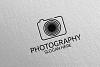Abstract Camera Photography Logo 10 example image 4