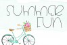 Summertime - A Cute Handwritten Font example image 4