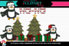 Christmas Penguin 2 example image 1