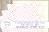 16 seamless Digital Papers - Pastel Polka Dots Small - HC009 example image 3