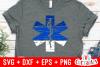 Paramedic / EMT Bundle 1 | SVG Cut File example image 4