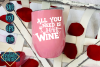 All You Need Is Wine example image 1