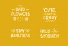 Charlemon Cute Font example image 4