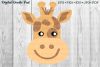 Giraffe by Digital Doodle Pad example image 1