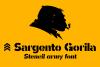 Sargento Gorila example image 1