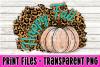 6 PNG Happy Fall Bundle - Pumpkin Bundle - Print File example image 3