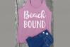 SUPER SALE! Beachin' Summer Bundle - A Summer SVG Bundle example image 2