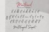 Montreuil - Elegant Signature Font example image 15