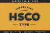 Gastro Pub - Type Family - Font Family example image 6