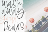 The Messa - A Handwritten Script Font example image 8