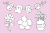 Mother's Day Digital Stamps example image 4