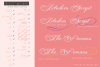 Photograph - Script Wedding Font example image 4