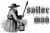 Bruce 532 Blackletter example image 2