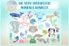 The Very Therapeutic Mandala SVG Bundle example image 1