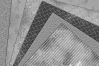 Royal Silver textures, digital Printable Scrapbook Paper example image 4