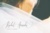 Audrey & Reynold - Luxury Script example image 4