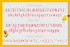 CONDERA CONDENSED HANDMADE FONT example image 5