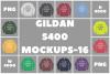 Gildan 5400 Long Sleeve Tshirt Mockups-16 example image 1