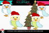 Christmas Parrots 1 example image 1