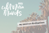 Molly & Elroy - A Bold Handwritten Script Font example image 5