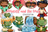 Frog Prince Clip Art Collection example image 1