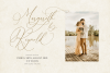 Simplicity Angela - Calligraphy Font example image 2