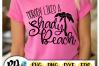 Nobody Likes a Shady Beach SVG - A Cricut Cut File example image 2