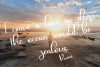 September Smile - A Hand-Written Calligraphy Font example image 2