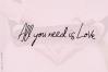 Molita Signature Script Font example image 10