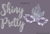 Iridescent Gemstone Textures example image 5