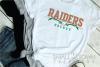 Raider, Hockey puck, Sports, Team logo, PRINT, CUT & DESIGN example image 2
