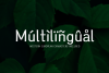 Greenstyle Casual Handcrafted Font example image 4