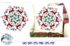 Winter Mandala SVG Bundle | Christmas Mandala SVG Cut Files example image 4