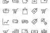 48 Ecommerce Line Icons example image 2