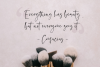Anastacy - Handlettered Font example image 6