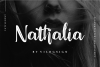 Nathalia // Modern Handwritten Script Font example image 7