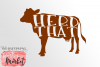 Herd That SVG DXF EPS PNG example image 4