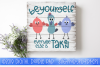Positive SVG - Be Yourself example image 2