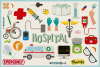 Health Care & Medical Vector Clipart & Seamless Patterns example image 2