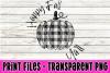 Pumpkin Bundle - Fall Bundle - Print Files Clipart example image 7