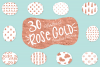 Abstract Rose Gold Seamless Patters - 30 Seamless Patterns example image 1